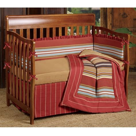western crib bedding sets baby calhoun baby crib western bedding set