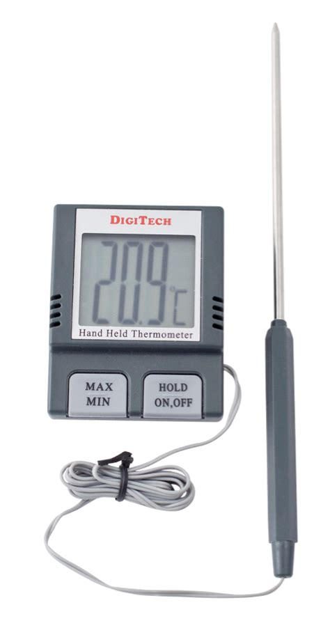 Termometer Digital Thermo One termometer digital m 80 cm ledning