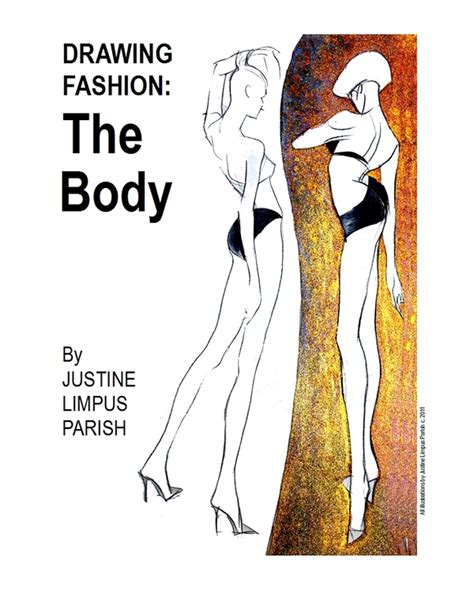 fashion illustration ebook drawing fashion e book series on center gallery