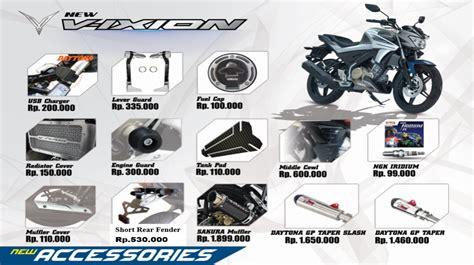 New Engine Guard Motor Matik Sayap Kupu Motor Matik harga aksesoris yamaha new vixion terbaru 2017 lengkap