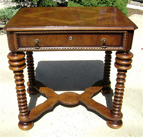 coffee table antique hardwood opium coffee table