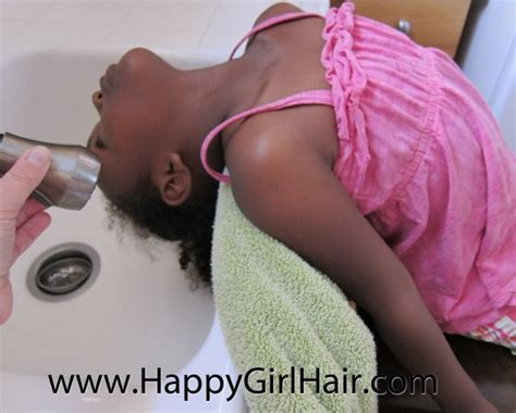 how to wash your hair in the sink 4 tips for sink washing hair black with