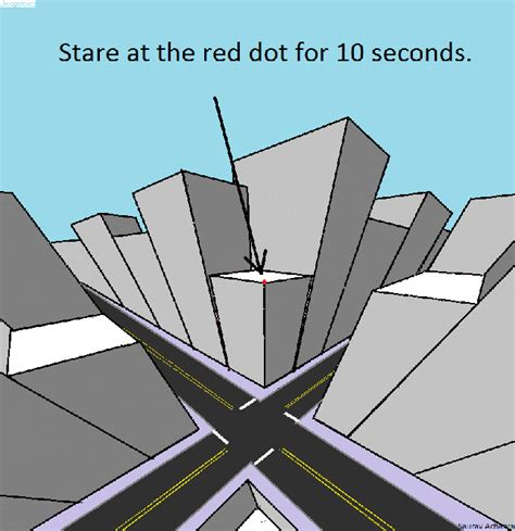 stare at this illusion for 10 seconds to witness magic gizmodo india