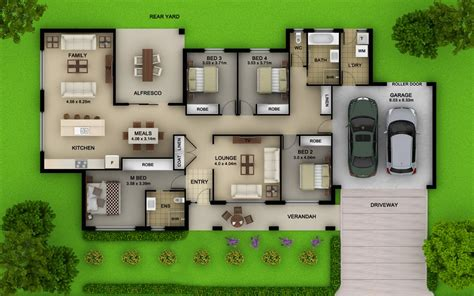 corner house floor plans the forbes shaw living