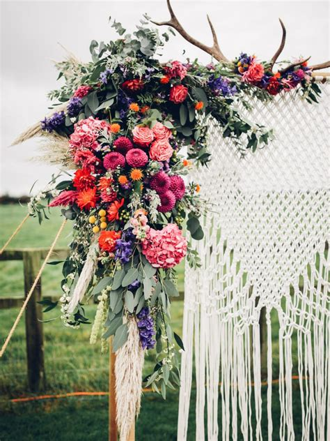 30 diy wedding arbors altars aisles diy