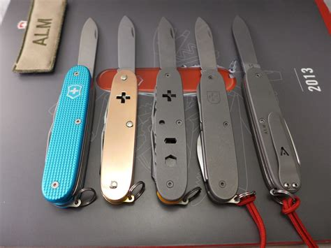 Swiss Army Kw Spasang 1 alm victorinox pioneer mod review pivot tang