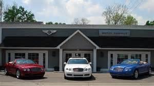Rolls Royce Garage Indianapolis Still Rolling Bentley Dealership Finds Niche In Zionsville