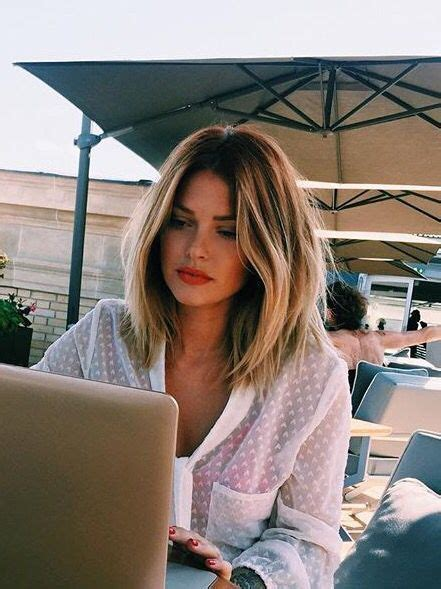 20 amazing lob hairstyles that will look great on everyone 637 best hair images on pinterest