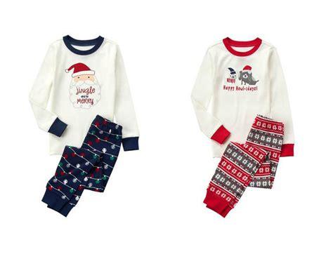 christmas pajamas  boys joy   works