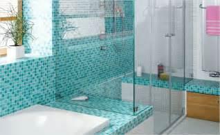 badezimmer mit mosaik mosaikfliesen hornbach
