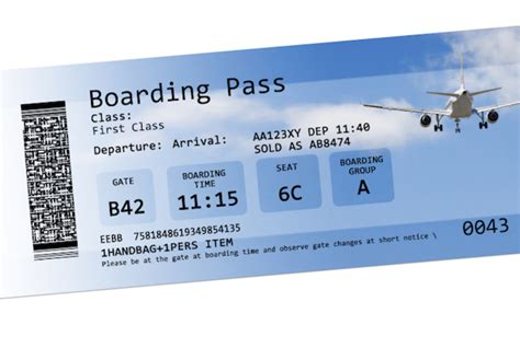 what is boarding what information is hiding in your boarding pass mental floss