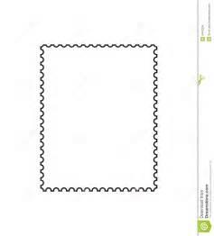 profilo del francobollo immagini stock immagine 4447534