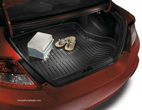 Trunk Tray Karpet Bagasi Honda All New Civic Civic Turbo trunk tray 2012 civic coupe 79 73