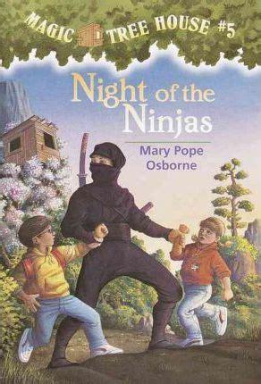 seven seconds osborne books of the ninjas pope osborne 9780679863717
