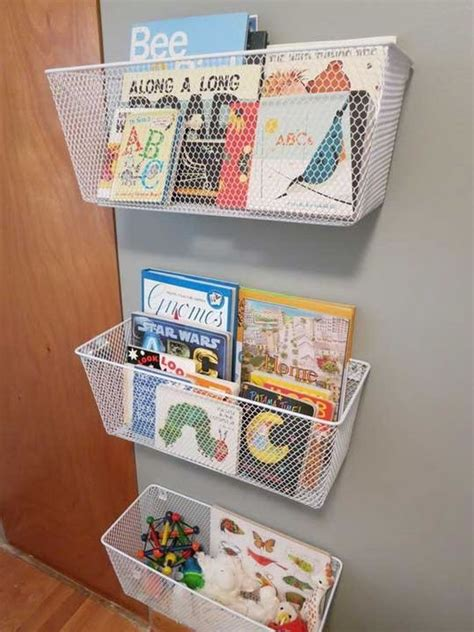 book storage 15 creative book storage ideas for kids hative