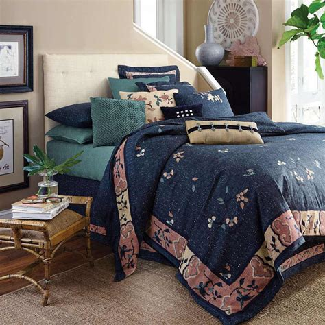 ross bed sets discontinued dransfield and ross house indochine bedding collection