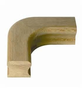 Fitting A Banister Handrail Oak Level Quarter Turn Handrail Fitting Oak Staircase