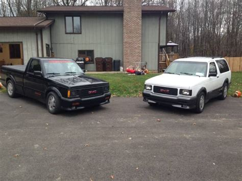 gmc syclone typhoon gmc syclone and typhoon crapwagon outtake