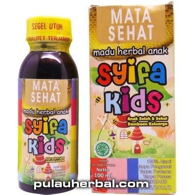 Distributor Madu Anak Syifa Mata Sehat syifa mata sehat madu syifa untuk mata jual beli obat herbal