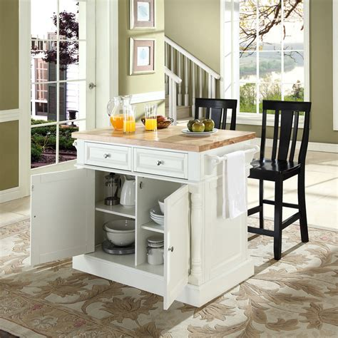 small kitchen island with stools tremendous small kitchen island with stools butcher block