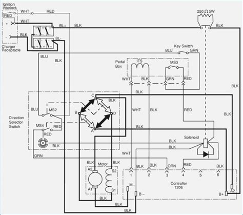 1995 ez go gas wiring diagram 29 wiring diagram images