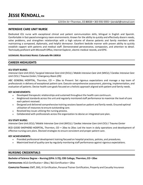 Careers For Nurses With Mba by Thesis Statement For Marketing Plan Sle Statement Of