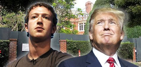 mark zuckerberg house address walls for me but not for thee zuckerberg builds giant wall around hawaii property