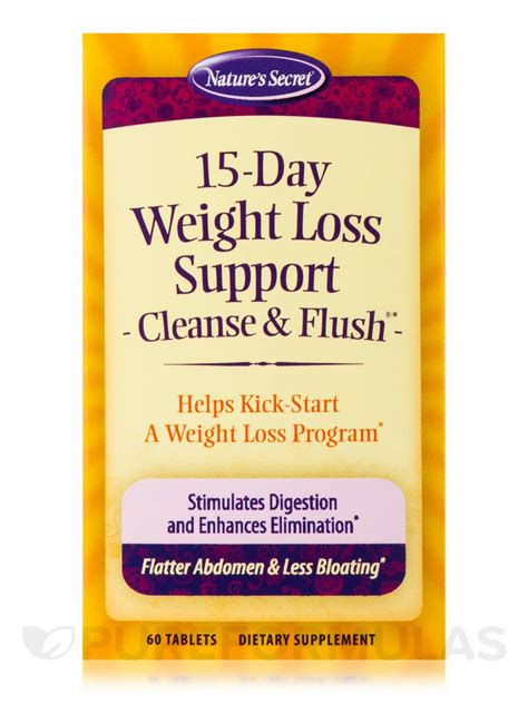 Now Detox Support Review by 15 Day Weight Loss Support Cleanse Flush 174 60 Tablets