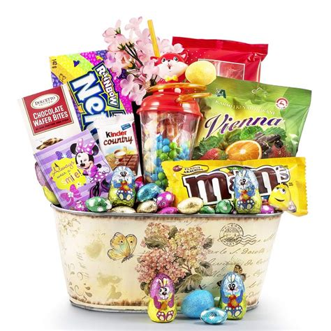 easter chocolate gifts easter celebration candy galore chocolate gift basket