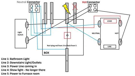 wiring gfci receptacle for bathroom wiring get free