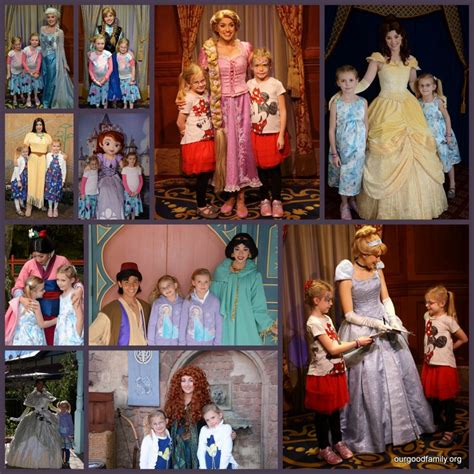 where to find every princess in disney world resort our