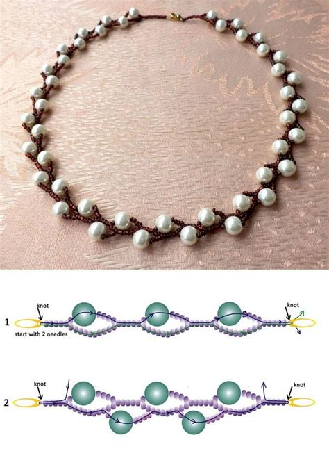 need to bead don t tell me you can t read this bead diagram so easy to