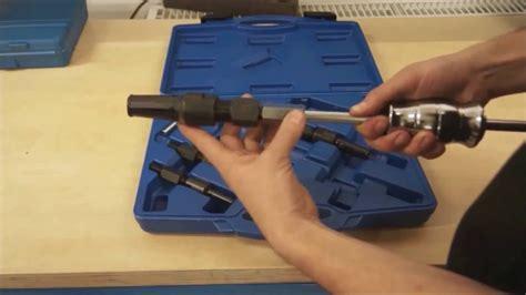 estrattore cuscinetti interni filmato estrattore interno