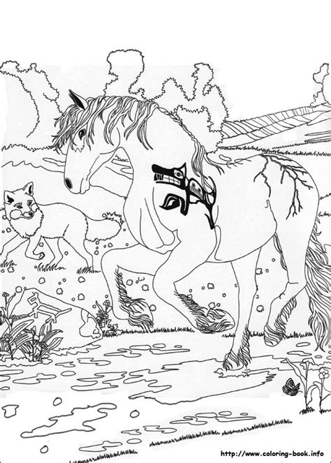 fun coloring pages bella sara horses coloring pages