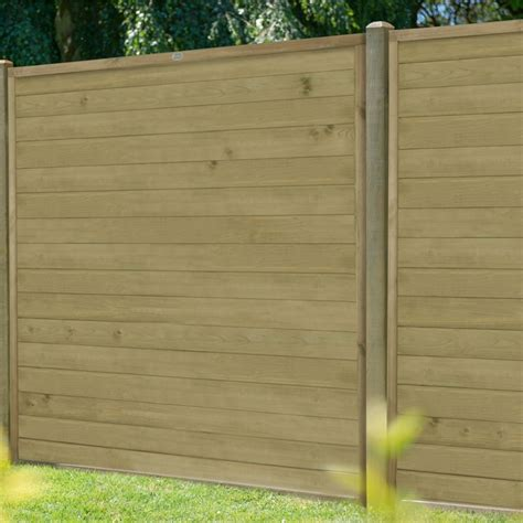 horizontal tongue groove fence panel ft pack