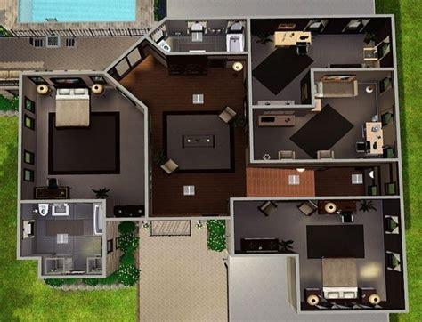 family house design modern family house plans 4721