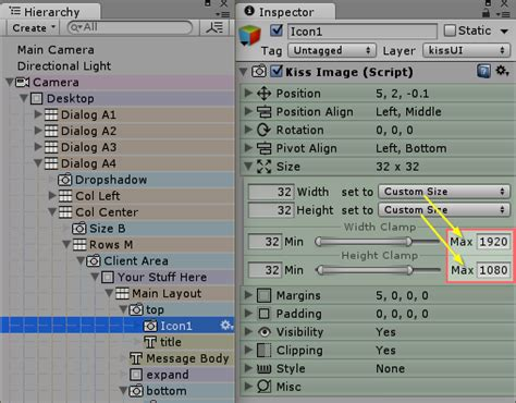 unity layout element max height why doesn t layout element have max values unity community
