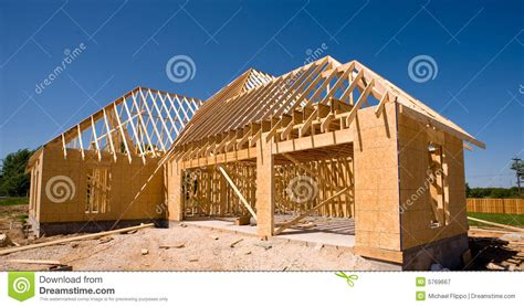 house construction royalty free stock images image 2957369 new home construction stock image image of private wood
