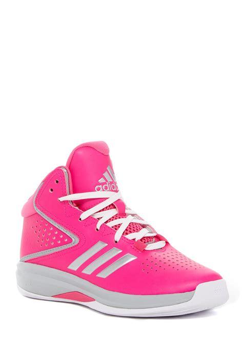 basketball shoe rack adidas cross em up 2016 basketball shoe kid
