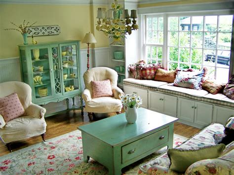 Decorating Cottage by Cottage Living Room Decorating Ideas 2012 Home Interiors