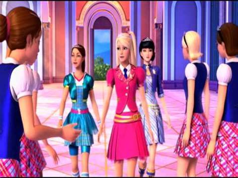 film barbie shqip barbie charm school music video youtube