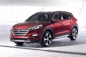 Hyundai Santa Fe Or Tucson Hyundai Tucson Vs Santa Fe Autos Weblog