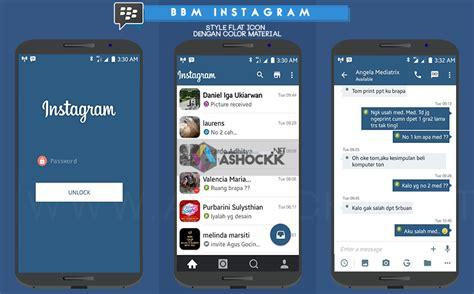 instagram mod apk bbm mod tema instagram v2 11 0 16 apk bbm mod android