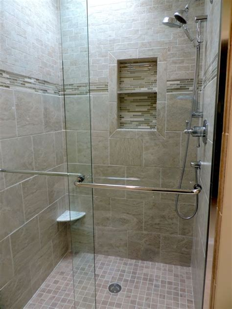 stand up shower designs bath remodel with stand up