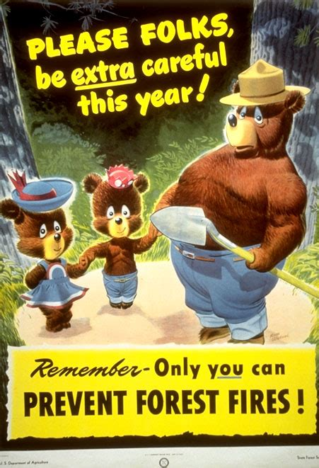 1000 images about smokey the bear on pinterest