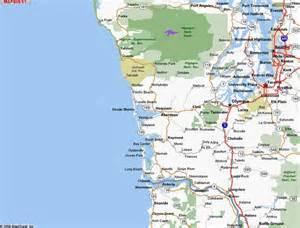 washington coast map pin by tami edgar janicek on vacations