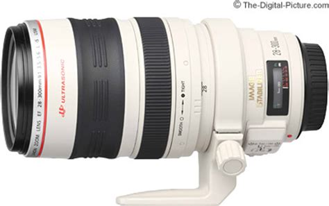 canon ef 28 300mm f/3.5 5.6l is usm lens review