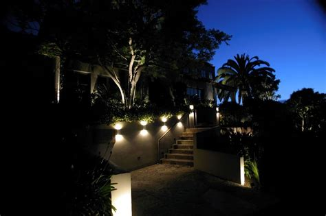 Outdoor Designer Lighting Outdoor Lighting Designs In Facades Bistrodre Porch And Landscape Ideas