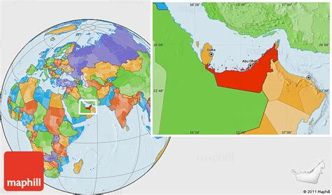 geographical map of uae welcome to united arab emirates home