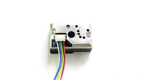 sharp gpy dust sensor pocketmagic